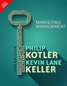 مدیریت بازاریابی کاتلر و کلر